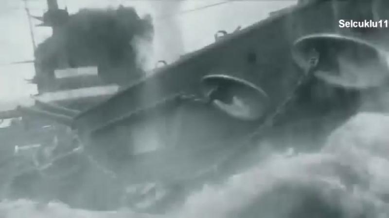 Цусима. Морское сражение русско-японской войны.