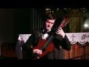 Jobim - A Felicidade, guitar arr. R. Dyens (performed by Pavel Kukhta)(1)