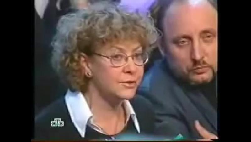 64. Свобода слова (НТВ, 20.02.2004) Ахмад Кадыров