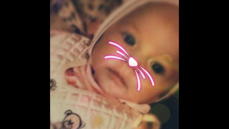 сладкая моя доченька , я люблю тебя больше жизни