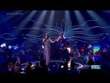 Голый зад на Eurovision 2017 - Мужчина выбежал на сцену во время выступления украинской певицы