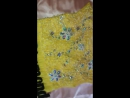 платье расшитые камнями и полубусинами нежно и необыкновенно кристаллайзер Елизавета Кюрчева Дудаева LizaDiamondUa