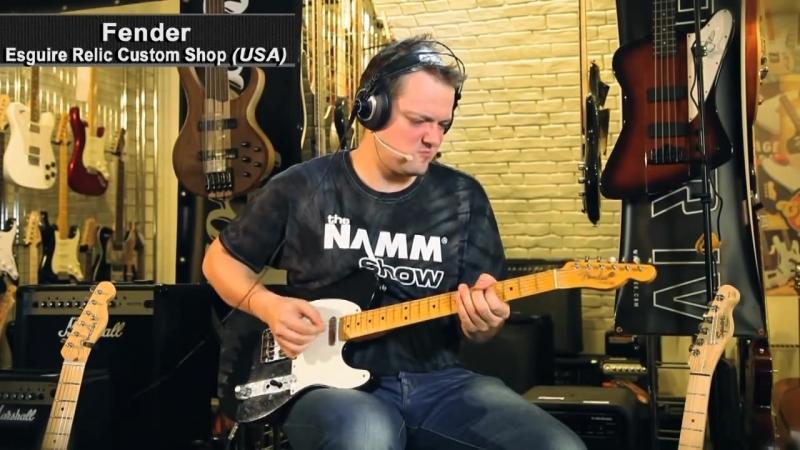 Пушной - Сравнение ДОРОГОЙ и ДЕШЕВОЙ гитары Fender