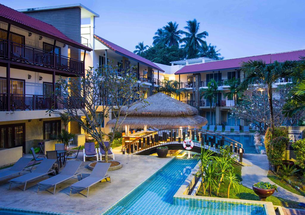 Таиланд, Пхукет!!! Пляж Карон!!! 11 дней!!! 29 607 руб. с человека!!!
