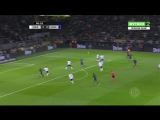 Германия 1:0 Англия | Товарищеские матчи 2017 | Обзор матча