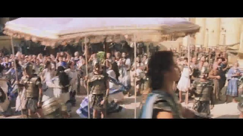 Киноляпы Троя (2004)