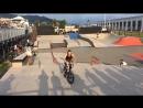 Чемпионат России по BMX freestyle 2 попытка