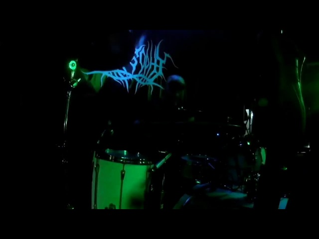 THEOSOPHY - Forces of Death (Skinner drumcam) 06.11.17