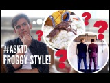 #AskTD Doing it Froggy Style!  Q&ampA November 2017  Tom Daley