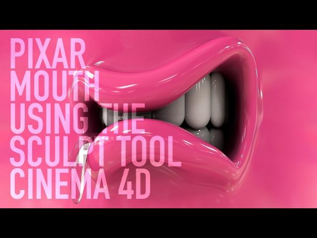 PIXAR INSPIRED MODELLING CINEMA 4D TUTORIAL