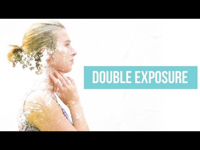 How To Make A Double Exposure Video in Premiere Pro | Tutorial