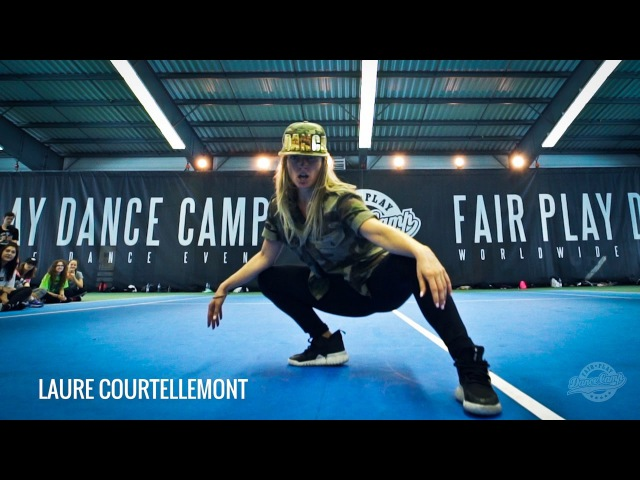 ★ Laure Courtellemont ★ F***in With Me ★ Fair Play Dance Camp 2016 ★