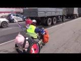 По дорогам Тюменской области проедет велопутешественник без ног и пальцев рук