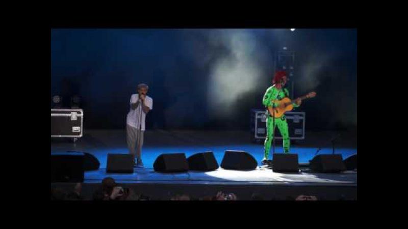 5'NIZZA   Live @ Зеленый театр   Москва   15.07.2016