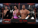 WFW Raw - Double Trobles vs The Evolution [1/2 Final 1st contender for The Tag Team Championship]