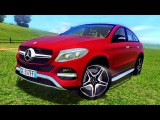 City Car Driving 1.5.4 Mercedes-Benz GLE450 AMG - G27 HD 1080p60fps
