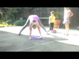 Mom's Workout Becomes a GAME! with Coach Kali.avi