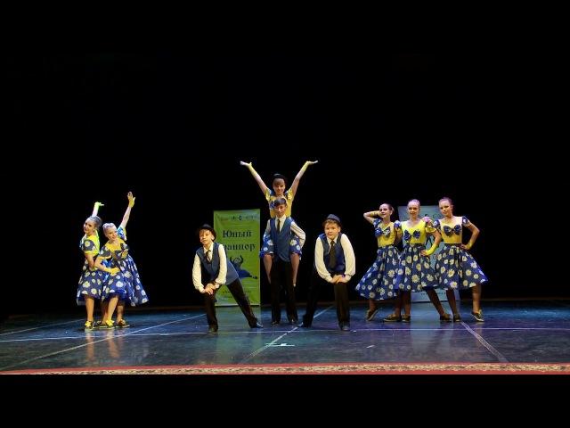 I место занял Ансамбль «Dance way» на Всероссийские танцевальном конкурсе «Юный танцор»