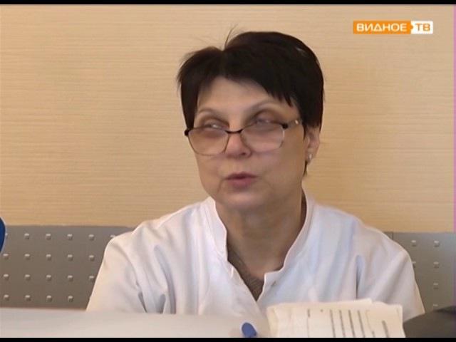 Лидерство - это реальность - работа Видновской женской консультации