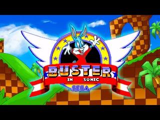 Buster Bunny in Sonic the Hedgehog 1 (Sega Mega Drive/Genesis)