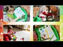 РАЗВИВАЮЩИЕ ЗАНЯТИЯ для ДЕТЕЙ с 2 до 3 ЛЕТ