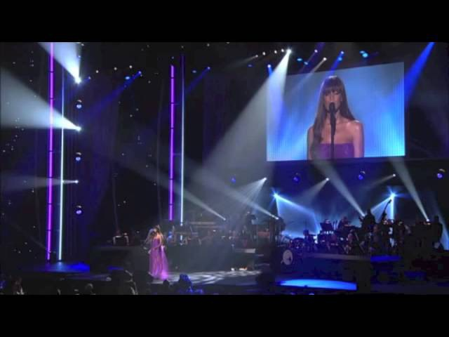 Leona Lewis - Somewhere [ LIVE at Barbra Streisand Tribute Concert 2011]