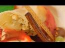 Грушевый штрудель с голубым сыром Рецепт от шеф повара