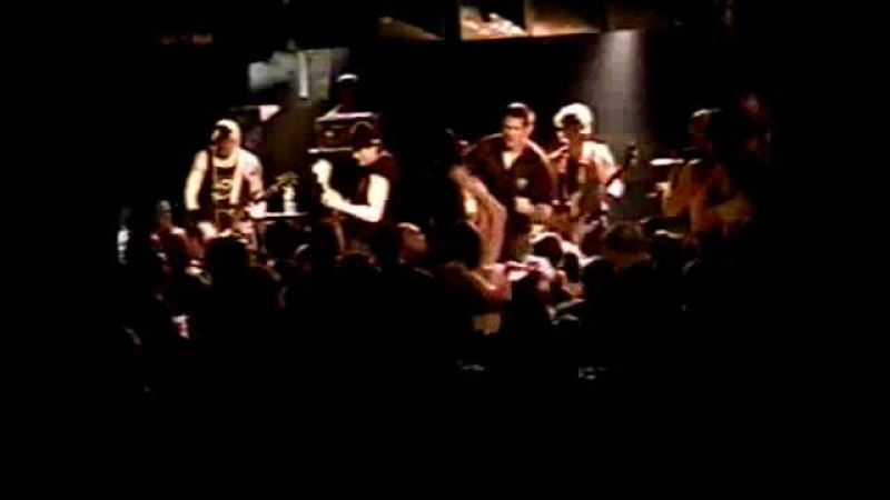 BLITZ - Nations on Fire - Live at CBGB´s - 2005