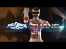Power Rangers Legacy Wars In Space Silver Moveset