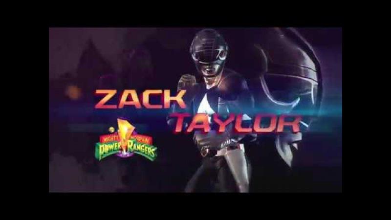 Power Rangers: Legacy Wars MMPR Black (Moveset)