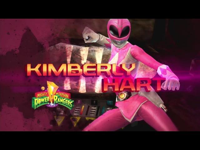 Power Rangers: Legacy Wars MMPR Pink (Moveset)