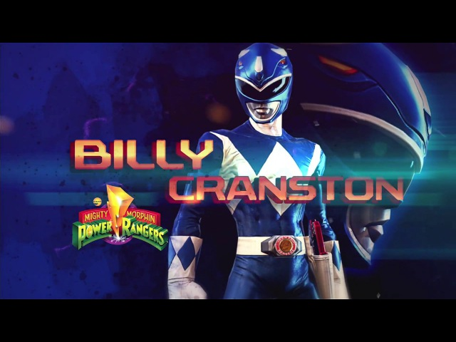 Power Rangers: Legacy Wars MMPR Blue (Moveset)