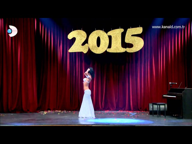 Arkadaşım Hoşgeldin - Sahnede Dans Şov! Yılbaşı Özel