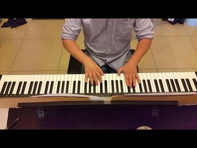 Останусь - Город 312 - Дневной дозор - пианино кавер piano cover