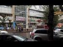 Пермь 12 сентября 2017 Массовая эвакуация Сообщение о заложенной бомбе ТЦ Платина