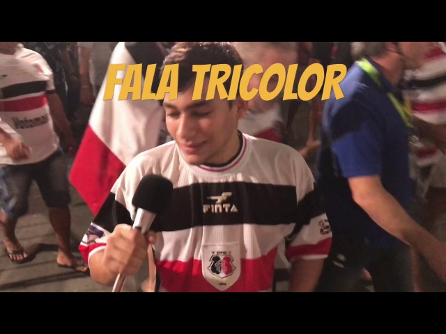 FALA TRICOLOR - SANTA 1 x 0 VILA NOVA