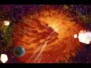 Горизонт событий в центре галактик
