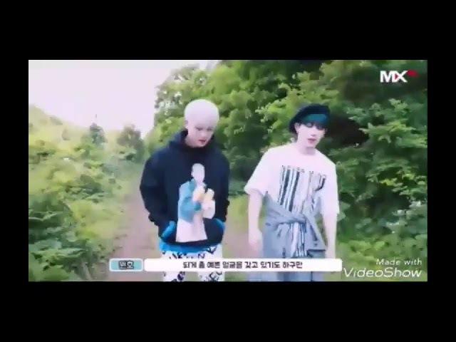 Jooho/Wonheon (Wonho/Jooheon) - I love it