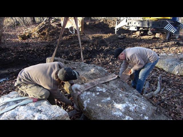 Археолог Резепкин и его экспедиция возрождают дольмены в Адыгее