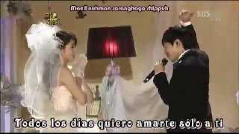 Lee Seung Gi - Will You Marry Me? , ¿Quires Casarte Conmigo? (Sub español Romanización)