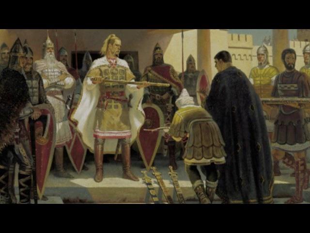 Правосудие в Древней Руси (рассказывает историк Пётр Стефанович)