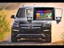 Головное устройство Mercedes Benz GL X166, ML W166 Redpower 21270B