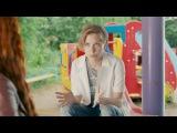Ольга Аня приматывает ствол к ноге из сериала Ольга смотреть бесплатно видео он...