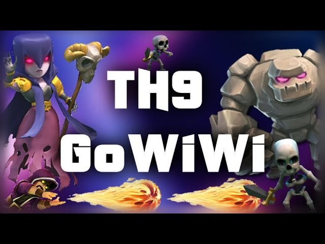 Clash of Clans Событие GoWiWi