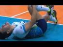 Gabriela Guimarães Volleyball  Injuries | SESC RIO X HINODE BARUERI | BRAZIL SUPERLIGA 2017/2018