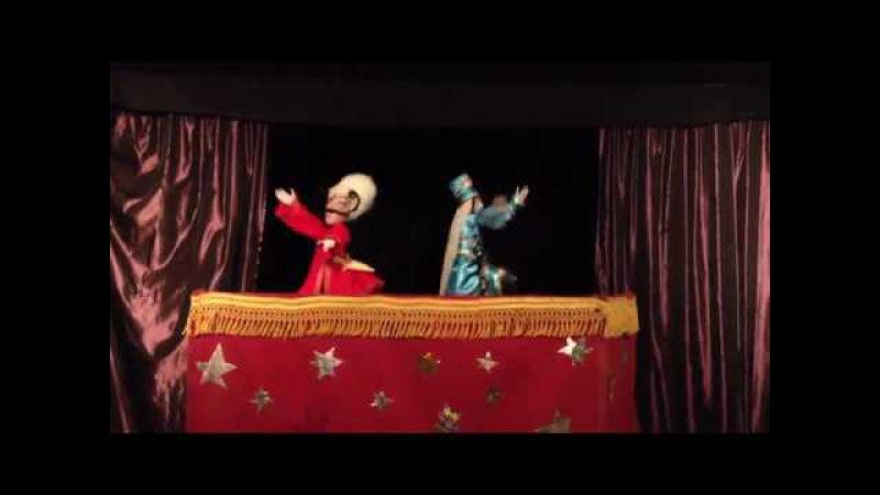 Лезгинка Lezginka by Tinga Rebus Theatre