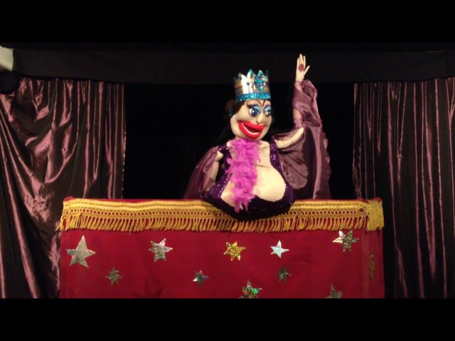 Queen of the night Aria by Tinga Rebus Theatre