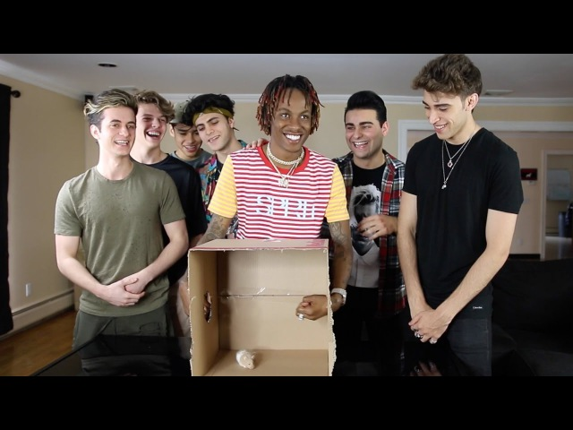 What's Inside The Box Challenge Ft. Rich The Kid