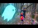Видео для детей, Приведение ловит мыльные пузыри top 9 серия на KidsFM новый детский ...