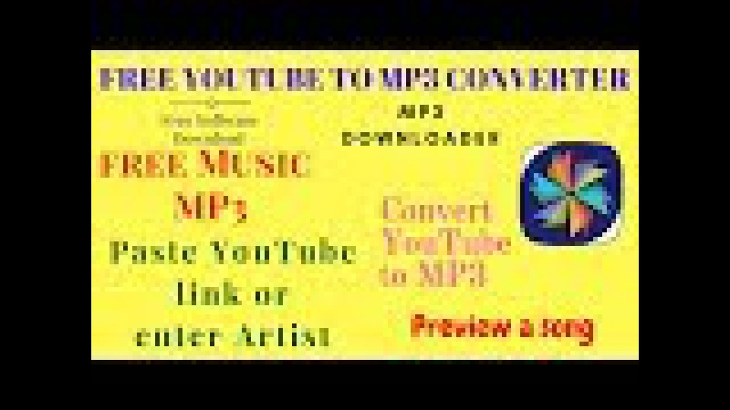 Best Free YouTube To MP3 Converter   Download MP3 songs using artist name